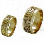 Inner Beauty Wedding Band 14k